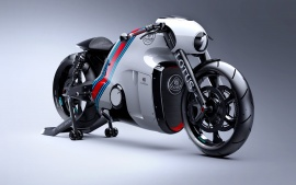 Lotus C-01 2014 Motorcycles (click to view)