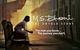 M.S. Dhoni: The Untold Story (click to view)