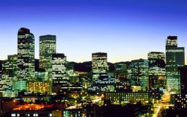 Mile High City, Denver, Colorado
