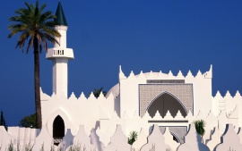 Mosque of the King Abdul Aziz, Marbella, Spain