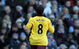 Nasri Arsenal