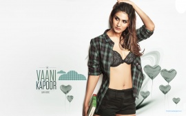 New Sexy Look Vaani Kapoor High Quality   Wallpaper