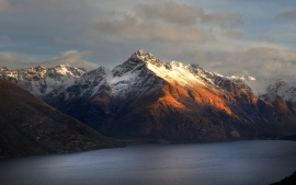 New Zealand, Mountains