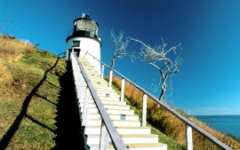 Owls Head Lighthouse, Rockland, Maine