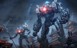 Pacific Rim Concept (click to view)