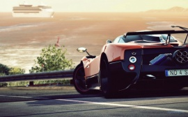 Pagani Zonda (click to view)