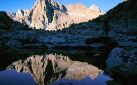 Picture Peak, John Muir Wilderness