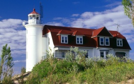 Point Betsie Lighthouse, Frankfort, Michigan