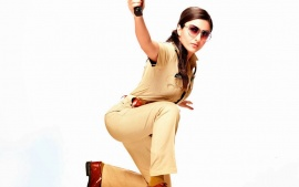 Police Soha Ali Khan Dress  Wallpaper