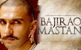 Ranveer Singh in Bajirao Mastani (click to view)
