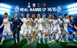 Real Madrid CF 2015