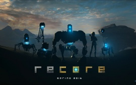 ReCore 2016 Poster