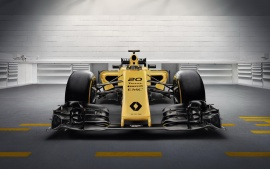 Renault RS16 F1 Formula 1 4K (click to view)
