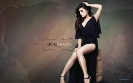 Richa Chadda Bollywood Hot Indian Girl