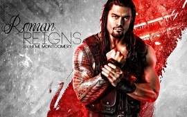 Roman Reigns WWE (click to view)