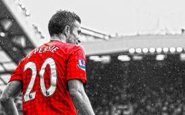 Rvp Manchester United
