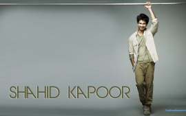 Shahid Kapoor Best Actor  Dashing