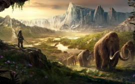 takkar mammoths far cry primal  (click to view)