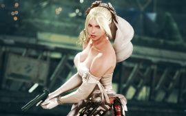 Tekken 7 Nina Williams