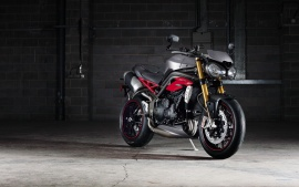 Triumph Speed Triple R Bike (click to view)