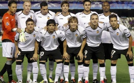 Valencia Football Team  (click to view)