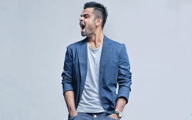 Virat Kohli Indian Cricketer Amazing Stylish Looks Photo Shoot