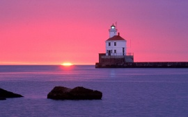 Wisconsin Point Lighthouse, Wisconsin