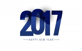 Wish you happy new year 2017