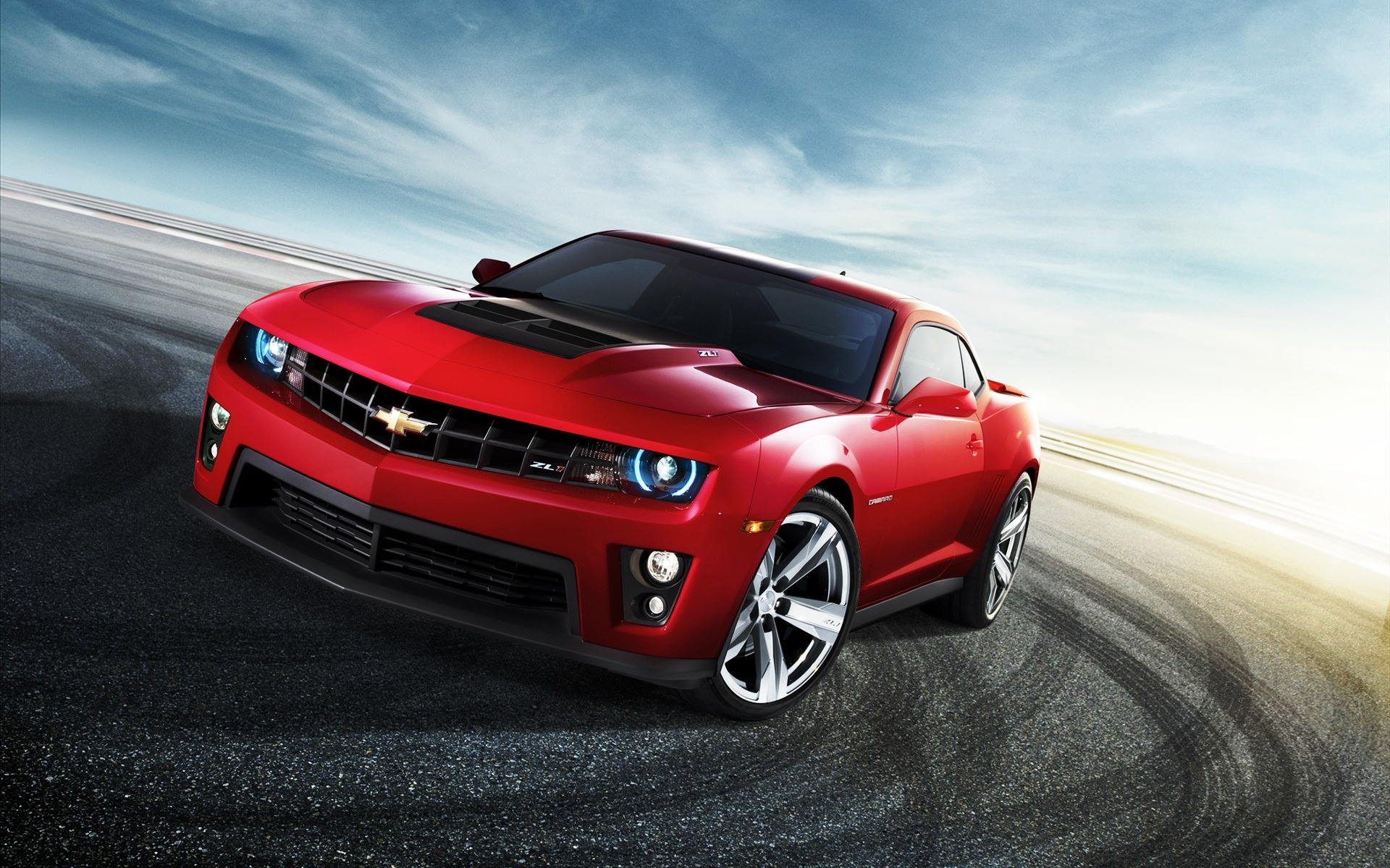 2012 Chevrolet Camaro (click to view)