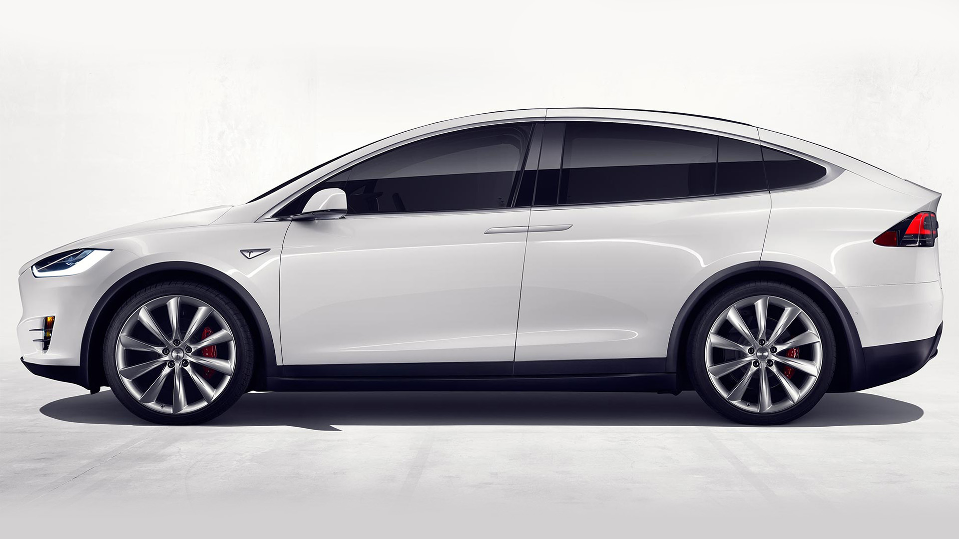 2015 Tesla Model X Suv Wallpapers