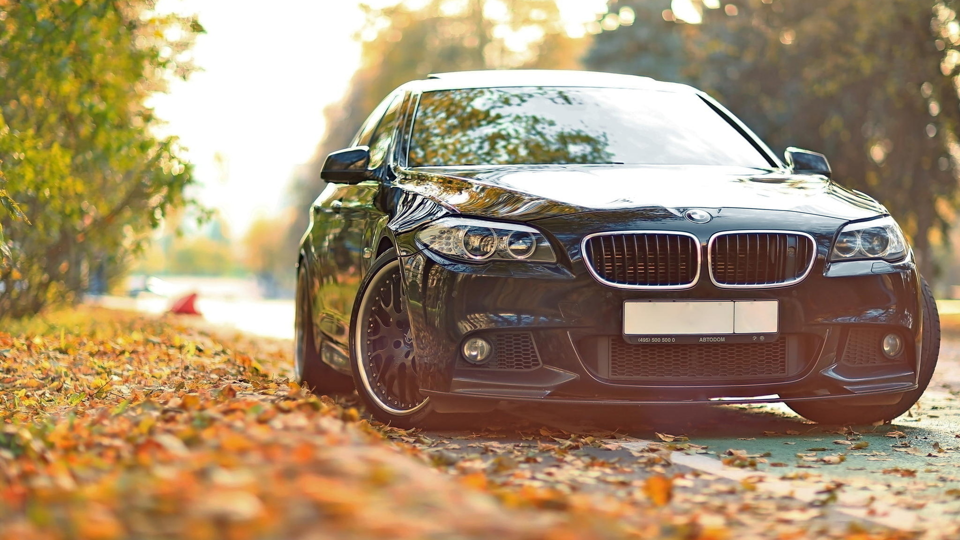 Bmw 550 F10 Wallpapers