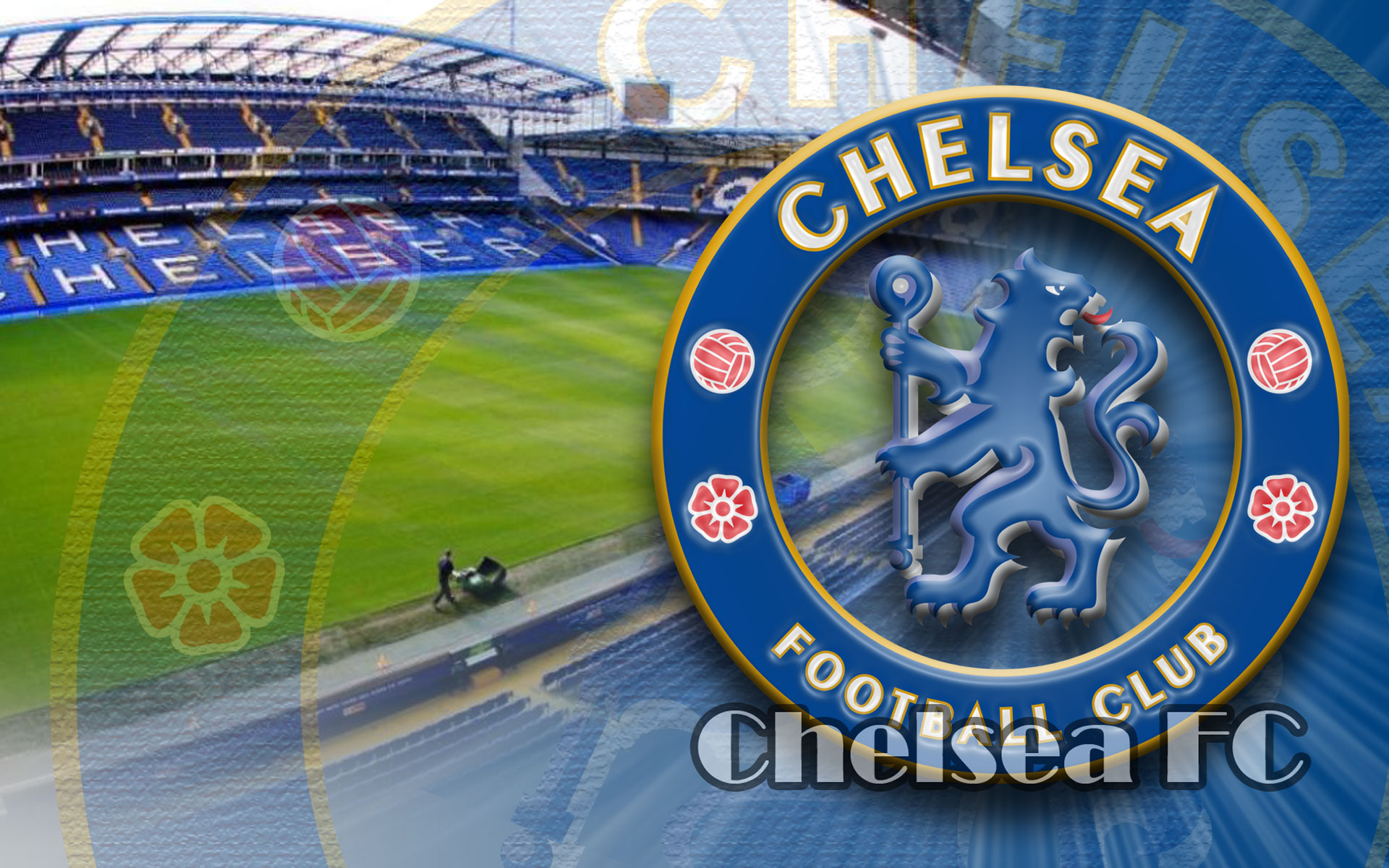 Description Download Chelsea FC HD Widescreen Wallpaper