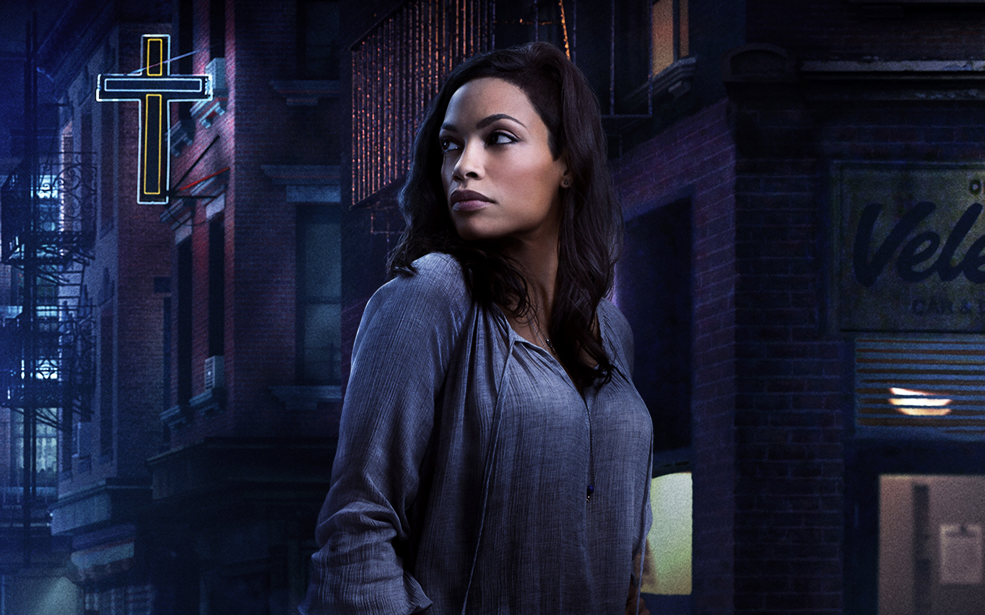 Claire Temple In Marvel Daredevil Wallpapers