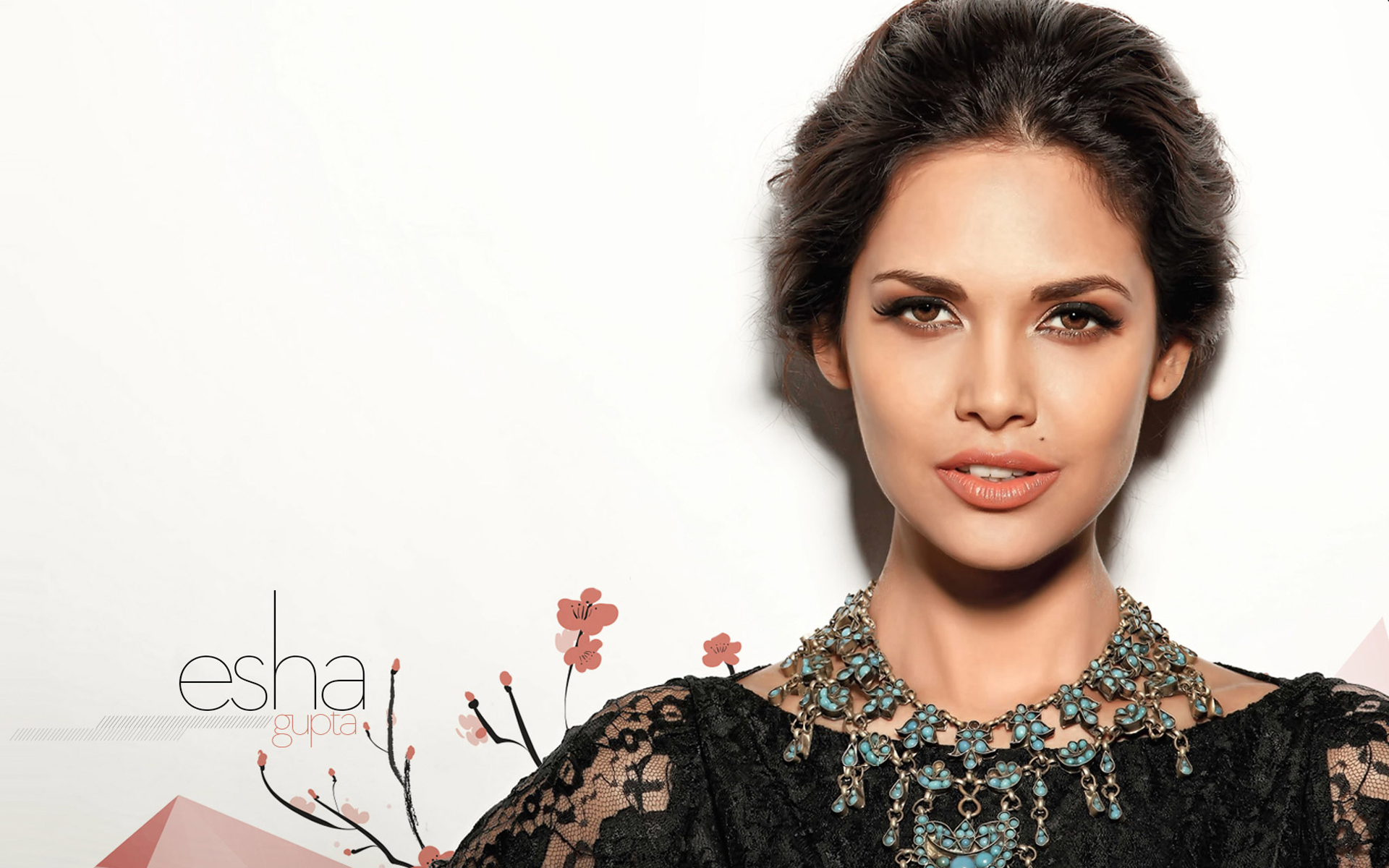 Esha Gupta Desktop Wallpapers Pictures Photos Backgrounds 2015 ...