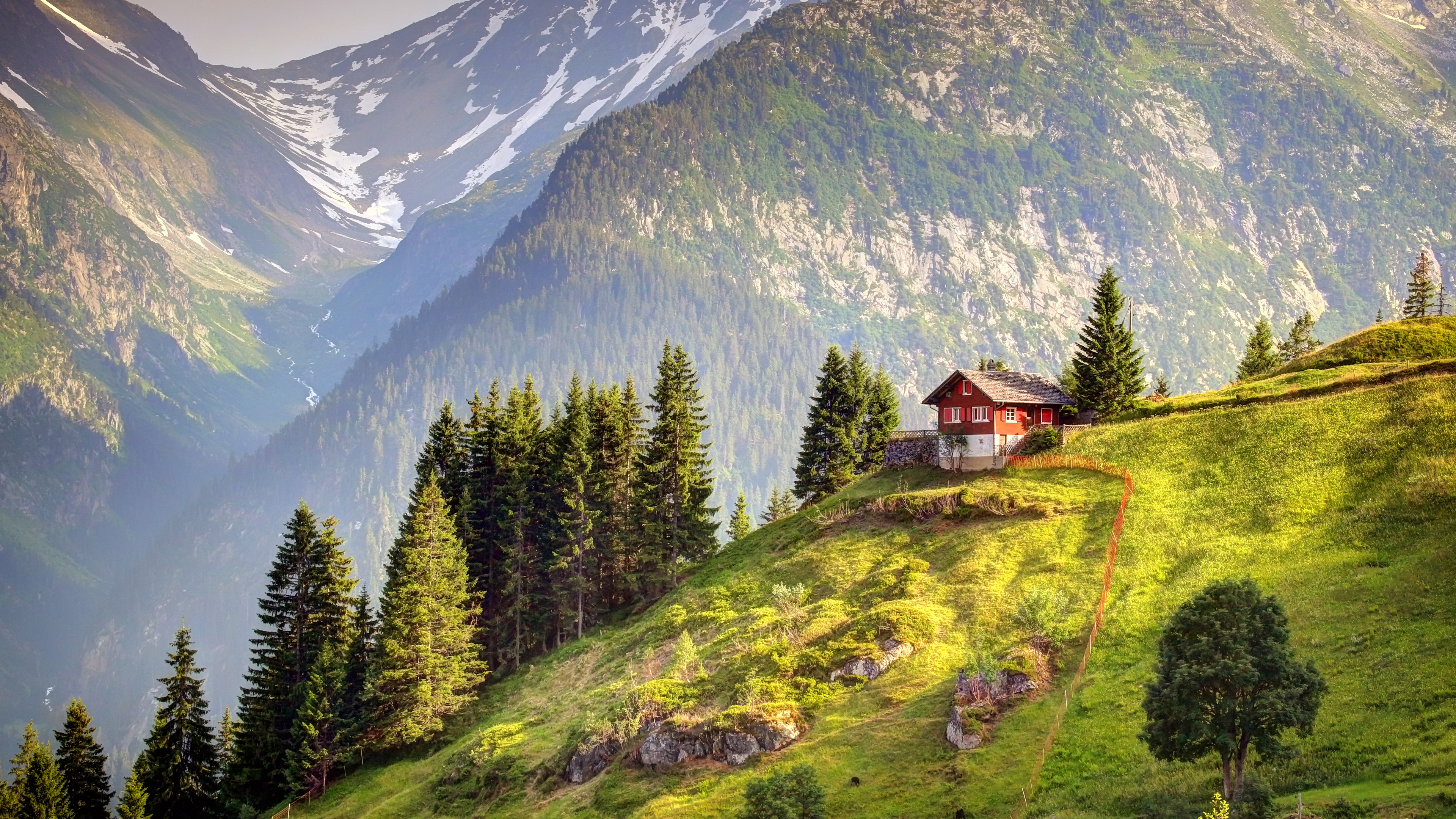 House in switzerland wallpapers for Wallpaper home photos
