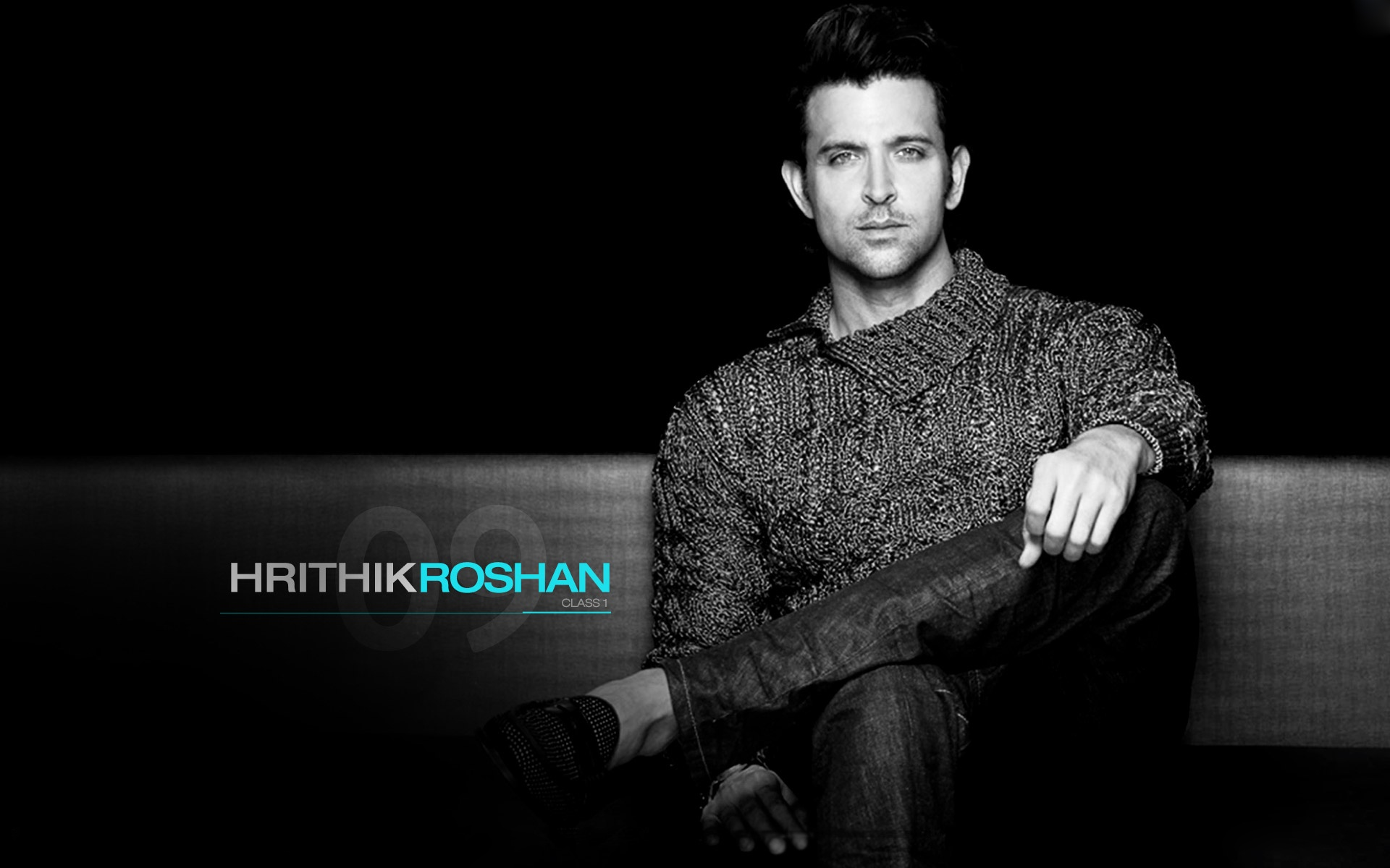 hrithik roshan stylish bollywood actor in sweater wallpapers