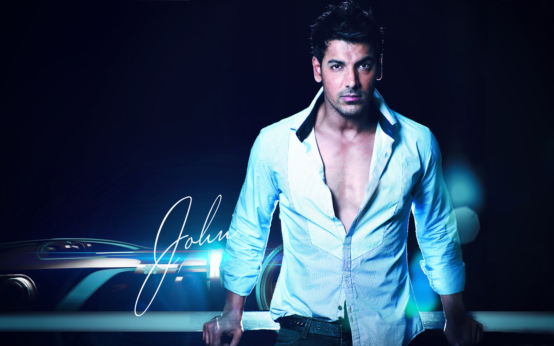 John Abraham New Very Sexy Body Look HD wallpapers