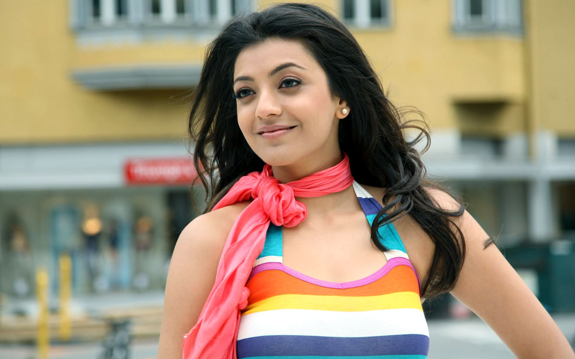 Kajal Agarwal South Actress Wallpapers