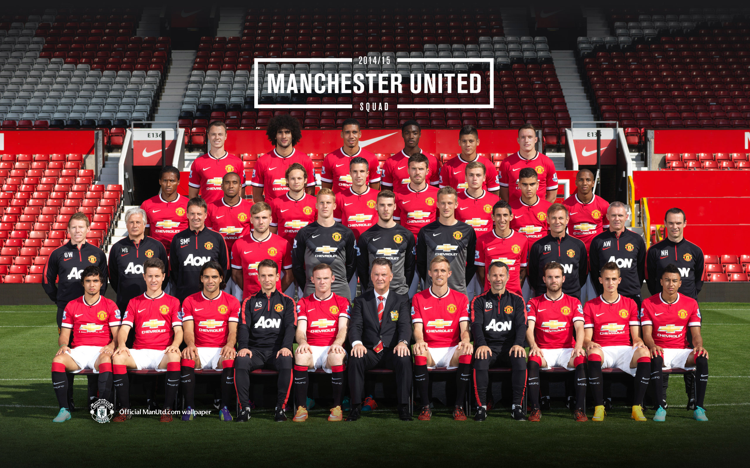 Manchester United 2015 Wallpapers