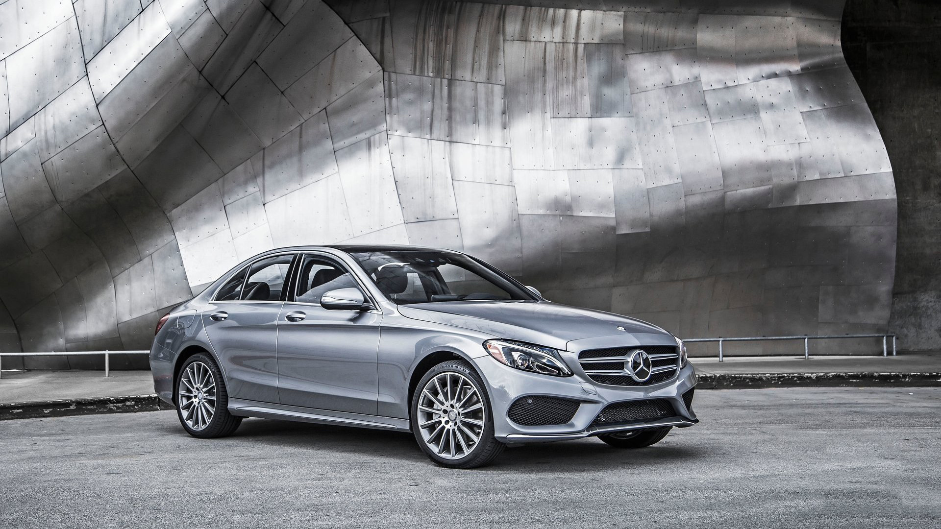 Mercedes benz c class 2015 wallpapers for Benz mercedes c class