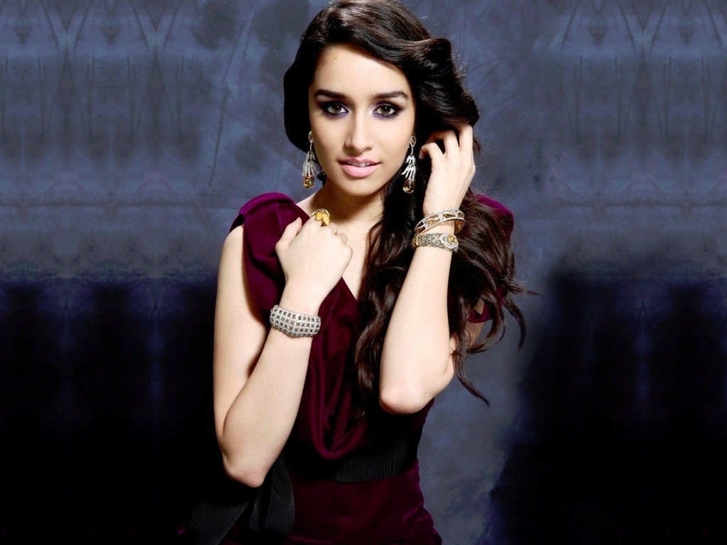 Shraddha Kapoor Hot And Sexy Photoshoot High Resolution For Wallpapers