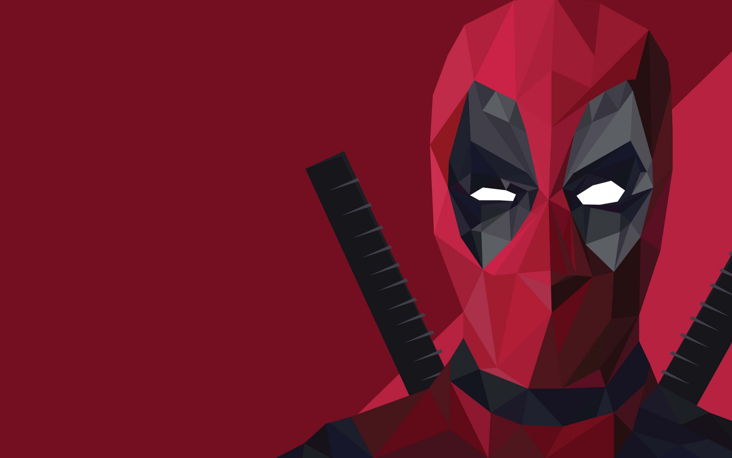 Deadpool Vector Wallpapers